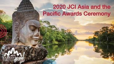 Aspac 2020 awards ceremony 07.08.2020
