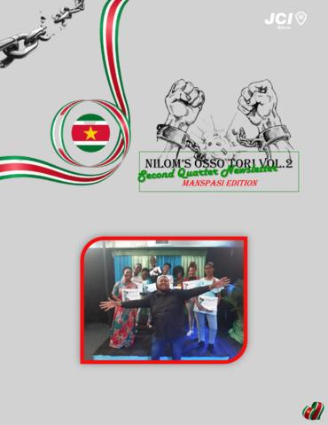 Nilom newsletter 2nd. quarter 2021 01