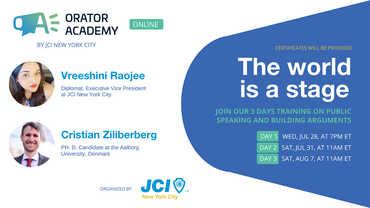 Orator academy