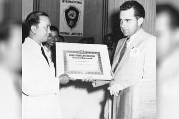 1954 nixon and vietnamjci